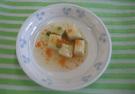 豆腐の野菜あんかけ(離乳食)