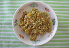 豆腐ドライカレー