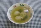 すりみ団子スープ