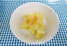 ジャガイモのコーン煮